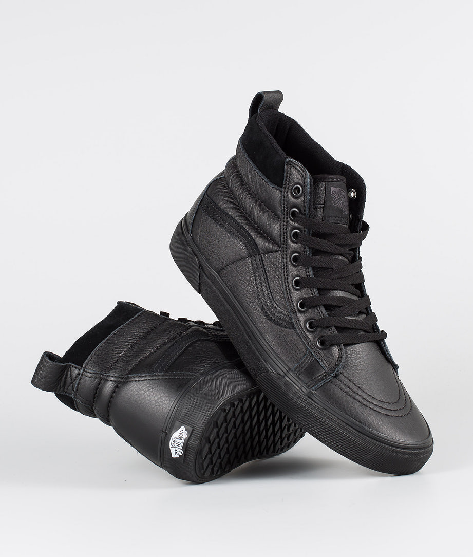 Vans Sk8-Hi MTE Shoes (MTE) Leather/Black