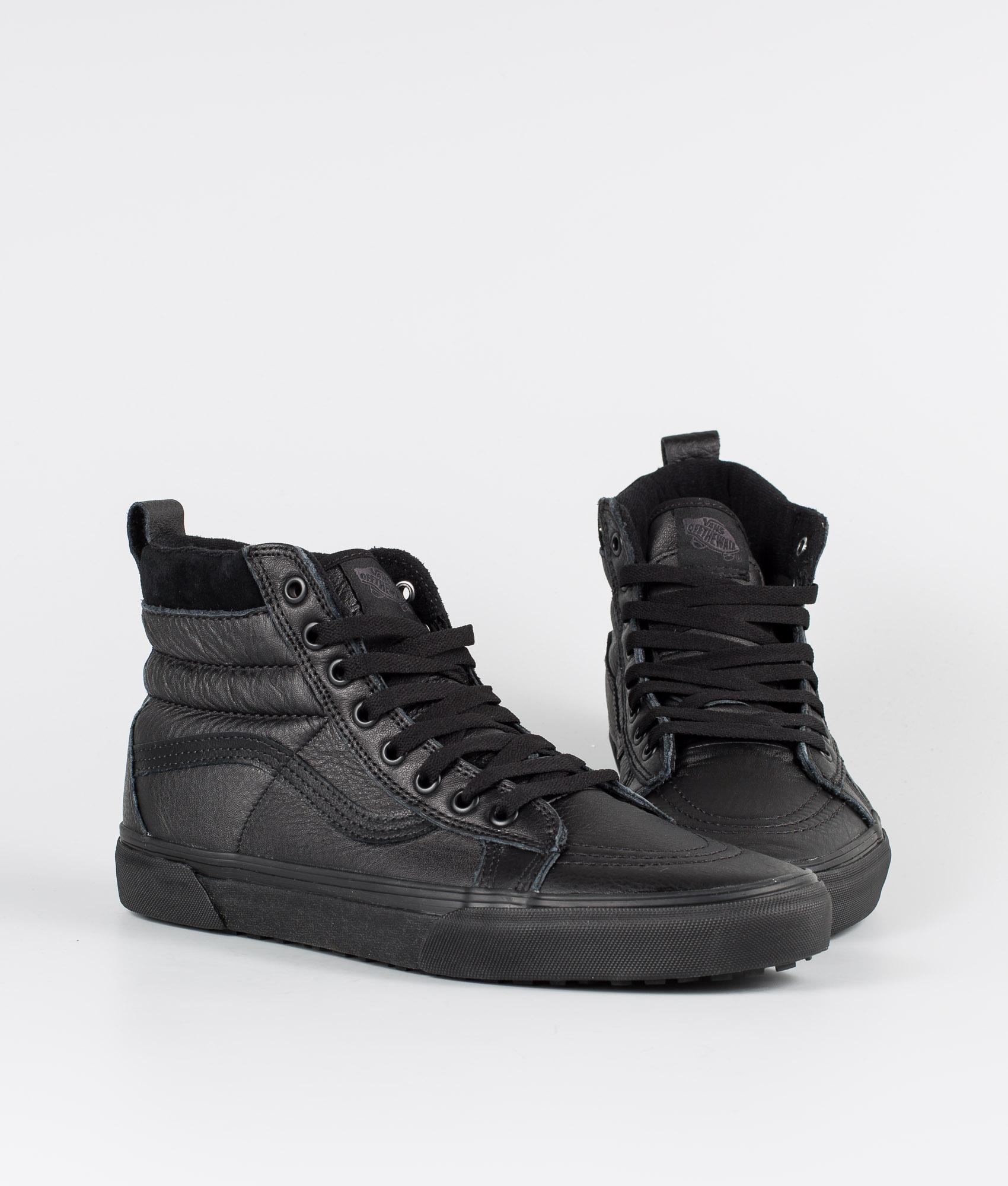 Vans Sk8 Hi MTE Skor (MTE) LeatherBlack