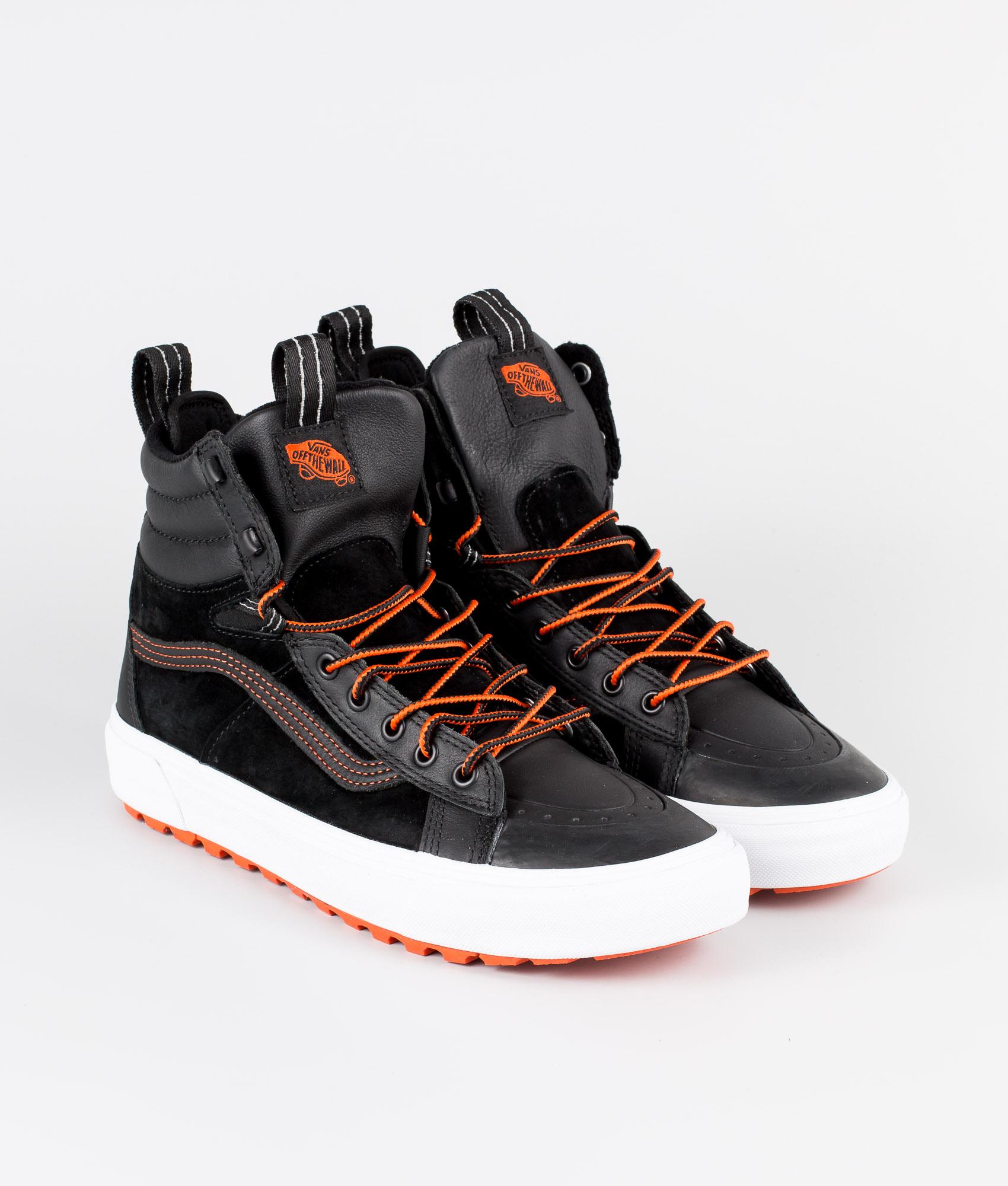 Vans Sk8 Hi Boot MTE 2.0 Dx Skor (MTE) BlackSpicy Orange