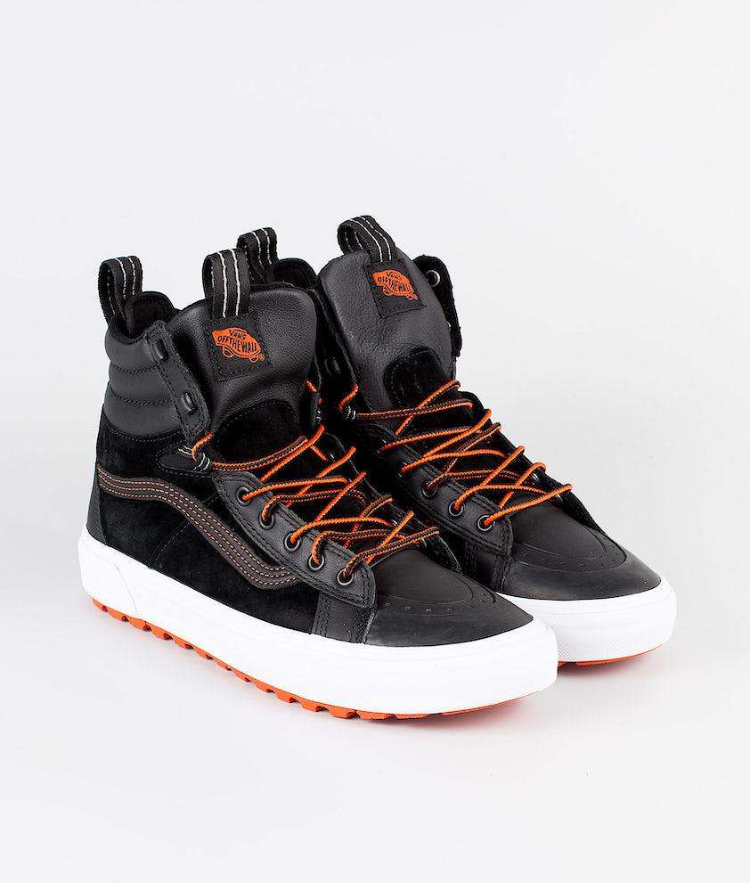 Vans Sk8-Hi Boot MTE 2.0 Dx Sko (MTE) Black/Spicy Orange