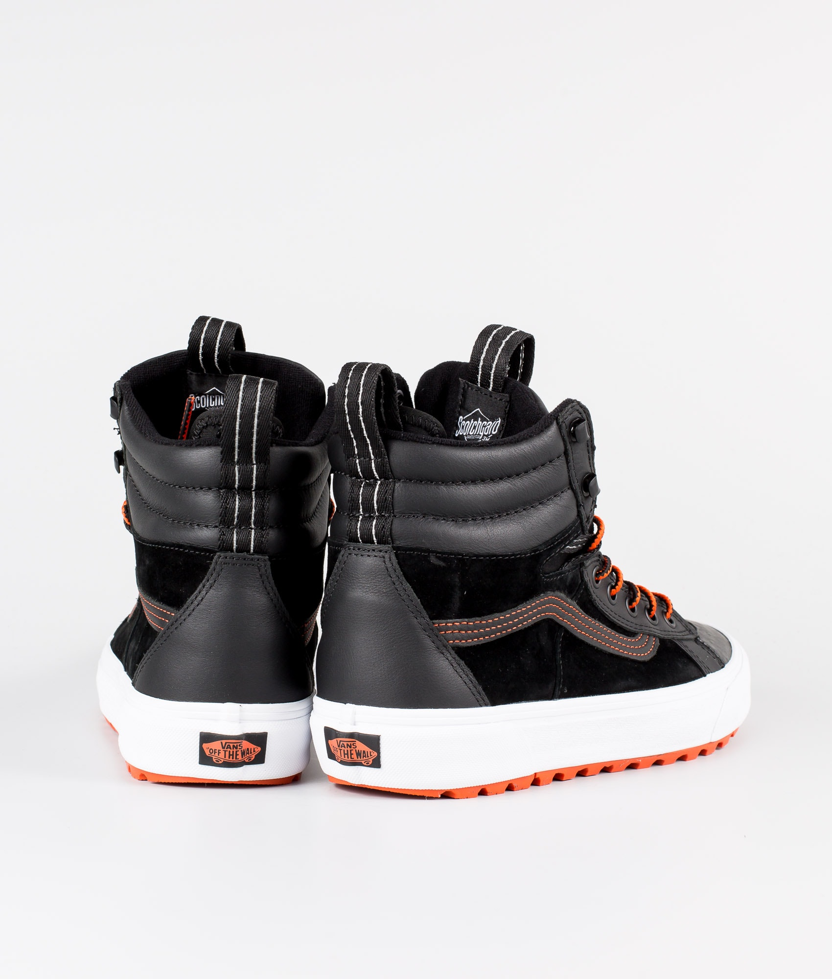 Vans Sk8,Hi Boot MTE 2.0 Dx Shoes (MTE) Black/Spicy Orange
