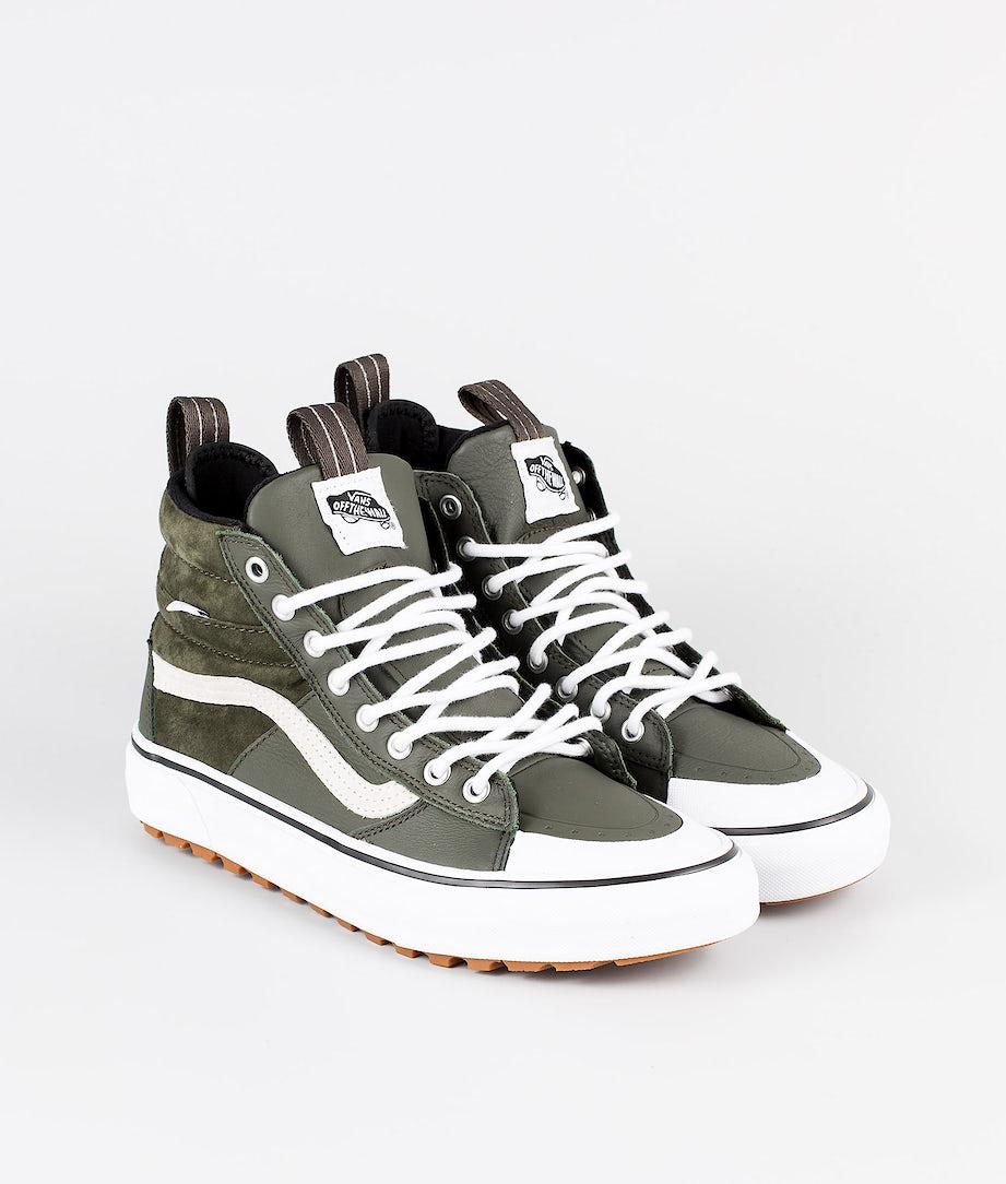 Vans Sk8-Hi MTE 2.0 Dx Shoes (MTE) Forest Night/True White