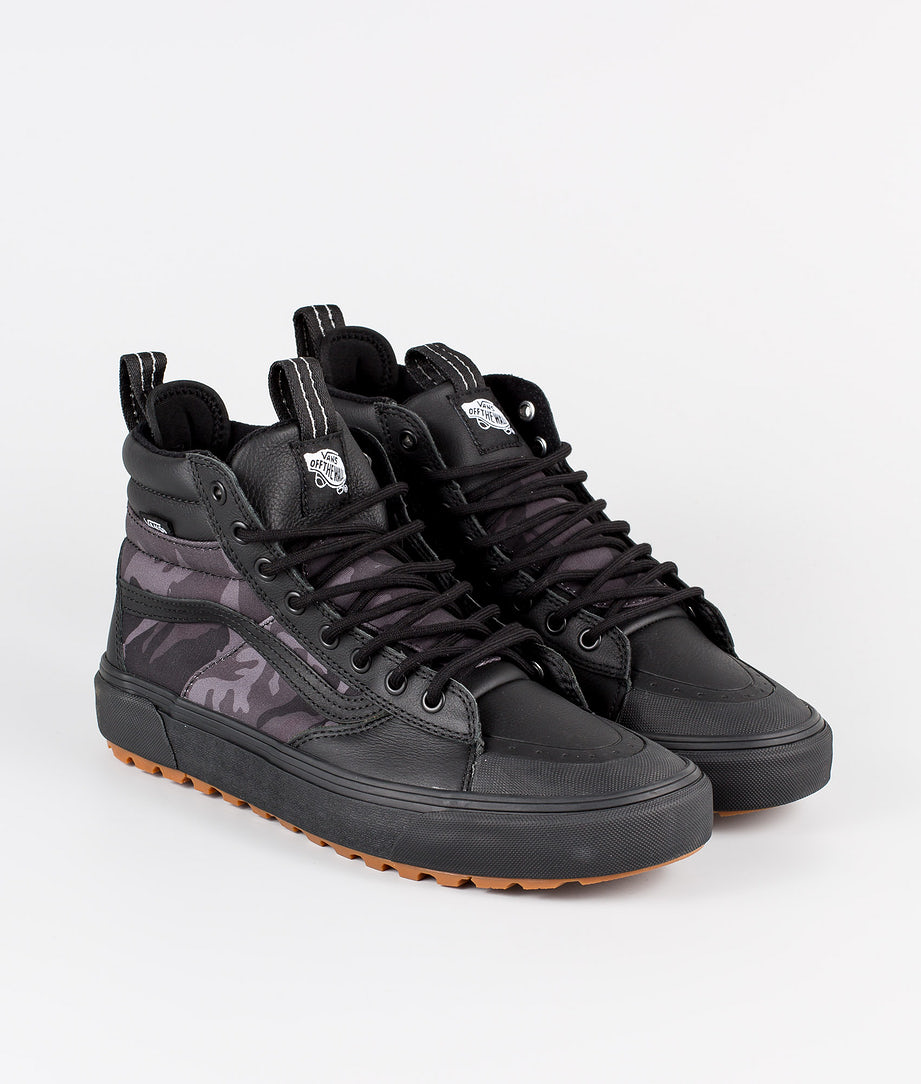 Vans Sk8-Hi MTE 2.0 Dx Shoes (MTE) Woodland Camo/Black