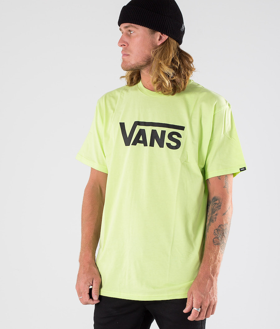 Vans Vans Classic T-paita Sharp Green/Black