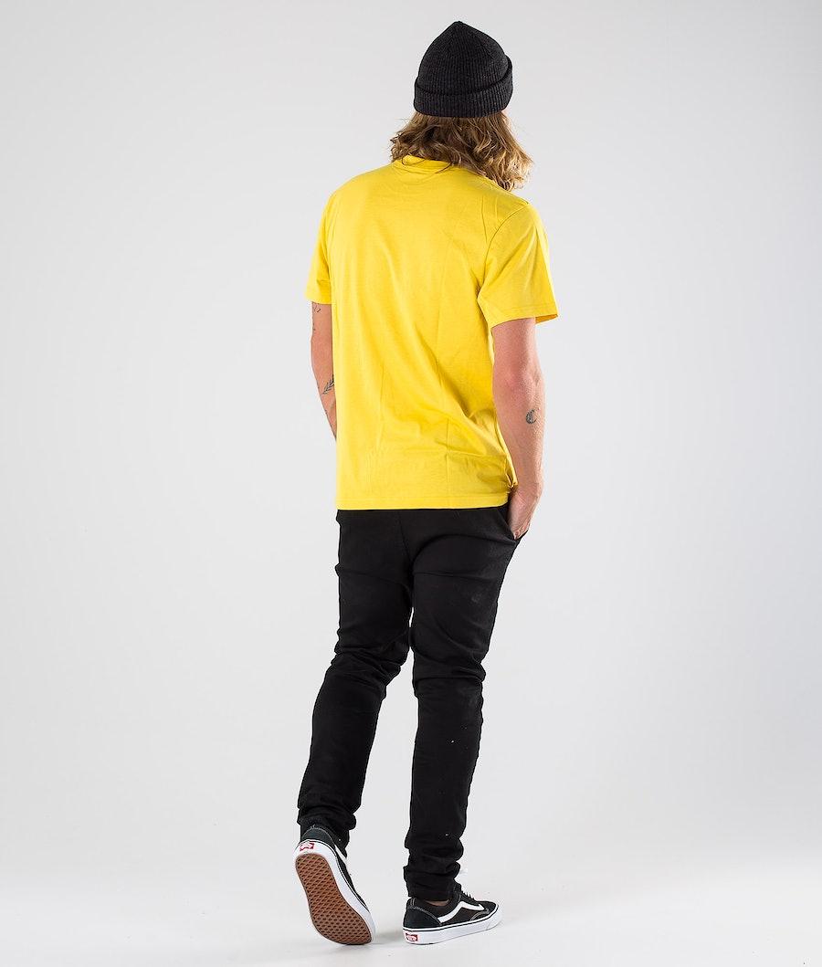 Vans Vans Easy Box T-shirt Sulphur/Black