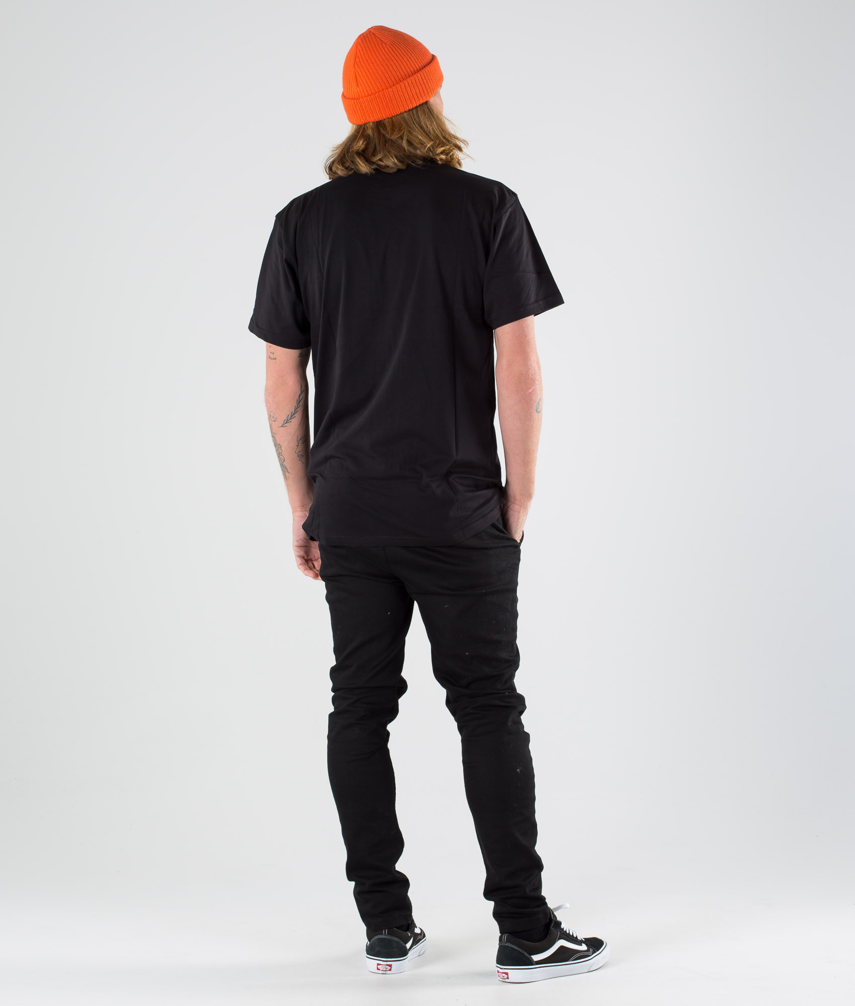 Vans Hi Point T Shirt Black
