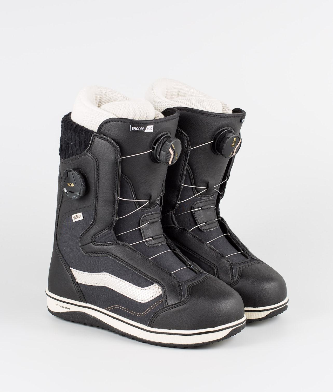 Vans Snowboarding Encore Pro Boots Black/TurtleDove