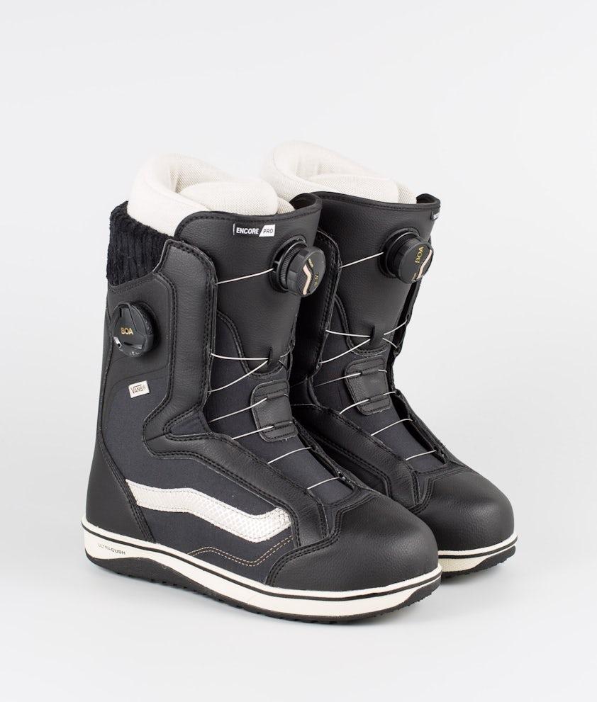 Vans Snowboarding Encore Pro Snowboard Boots Black/TurtleDove