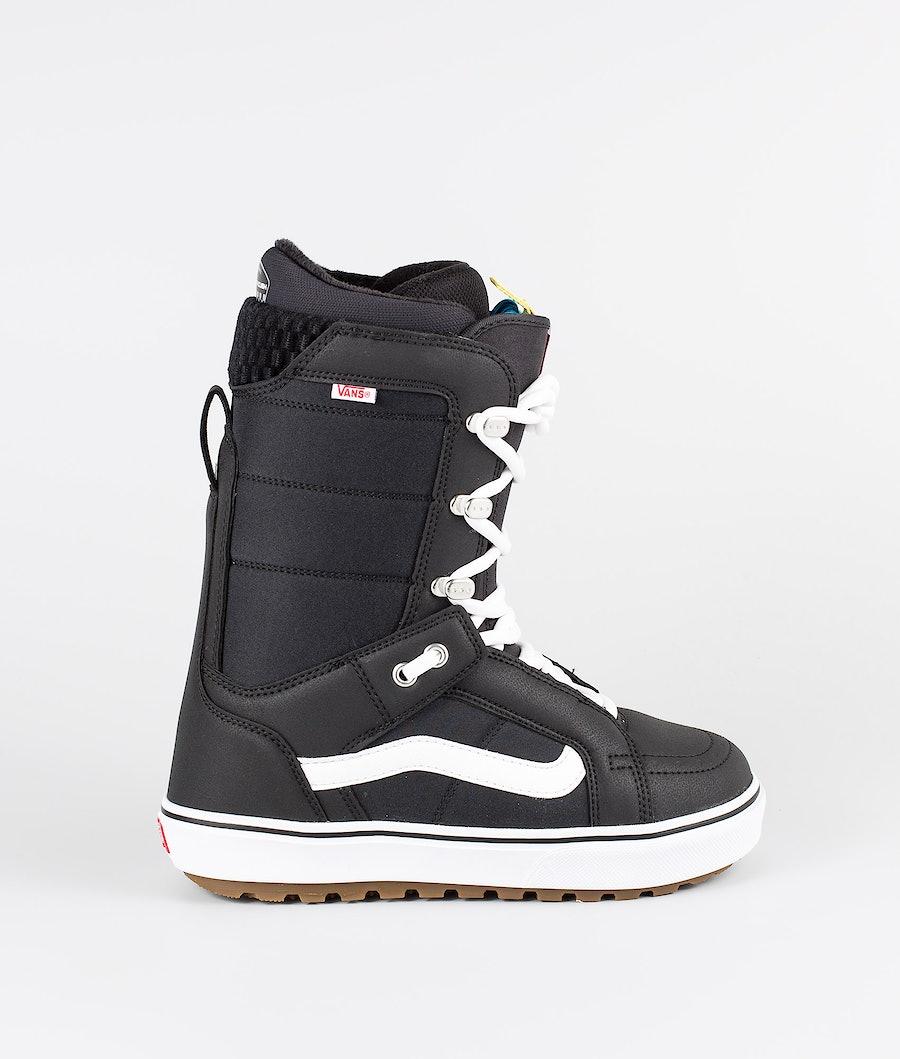 Vans Snowboarding Hi-Standard OG Boots Snowboard Femme Black/White 19