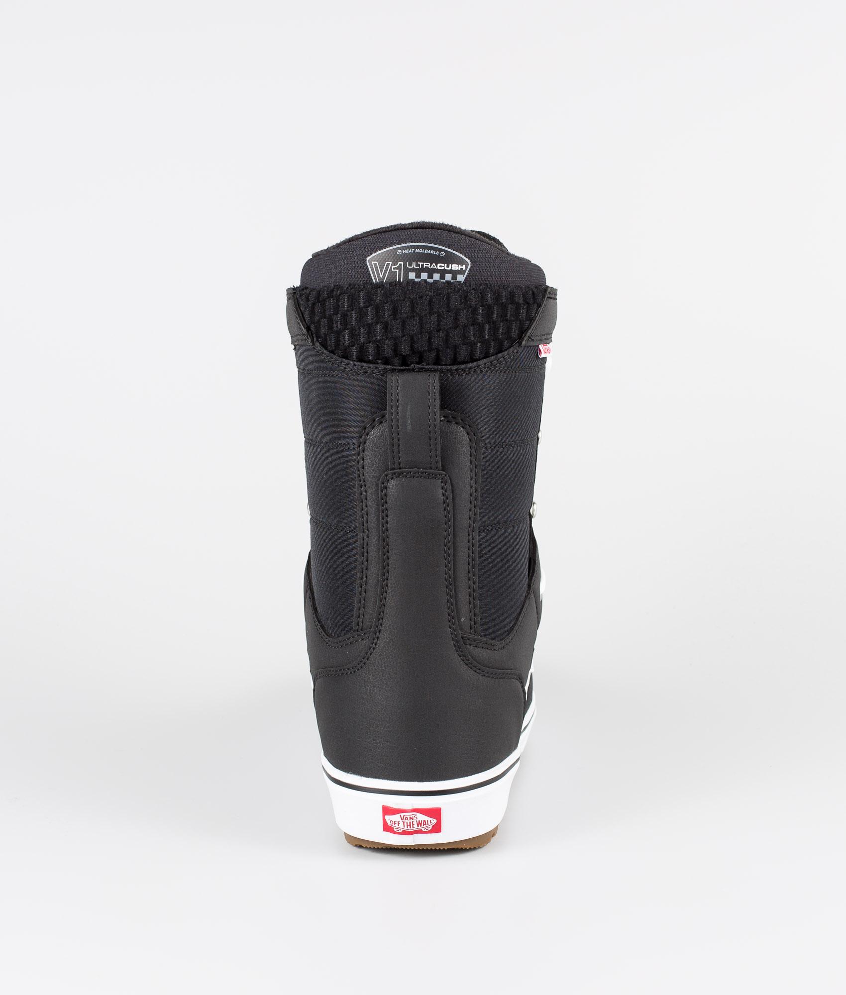 Vans | Hi Standard OG de chez Bottes de Neige BlackWhite 19