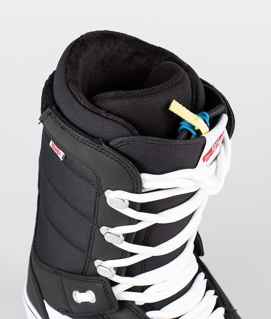 Vans W Hi-Standard OG Snowboardboots Damen Black/White 19