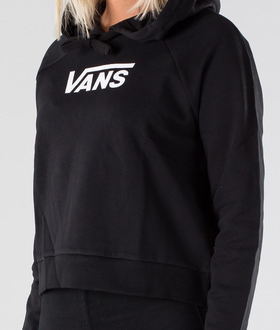 Vans Flying V FT Boxy Hoodie Damen Black