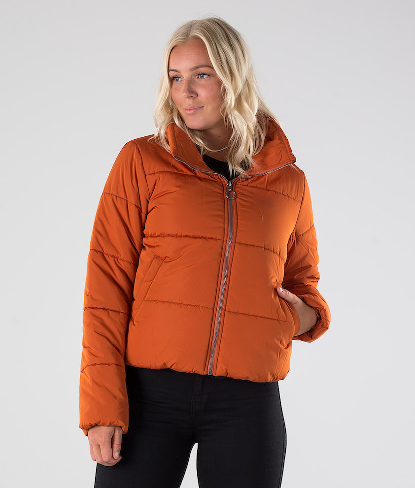 Vans Foundry Puffer Takki Potters Clay