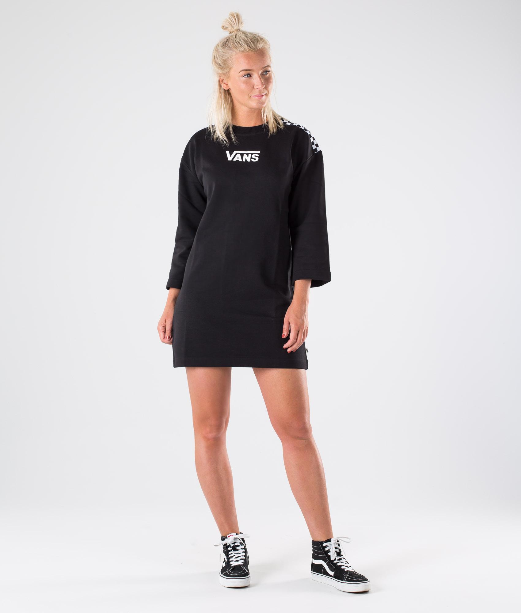 Vans Chromo II Dress Dress Black   Ridestore.com