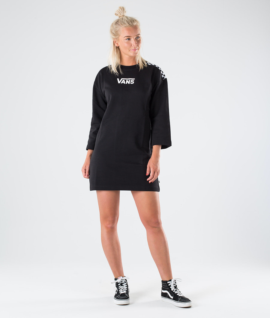 Vans Chromo II Dress Dress Black