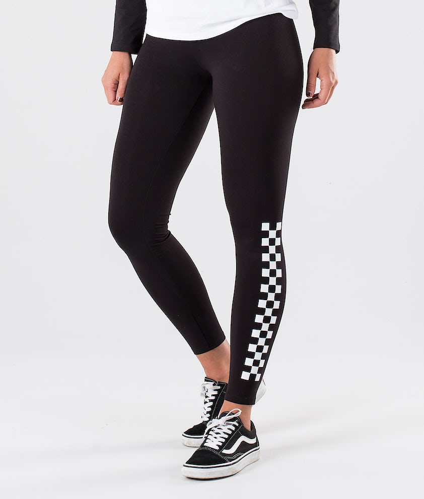 Vans Chalkboard II Leggings Black/White
