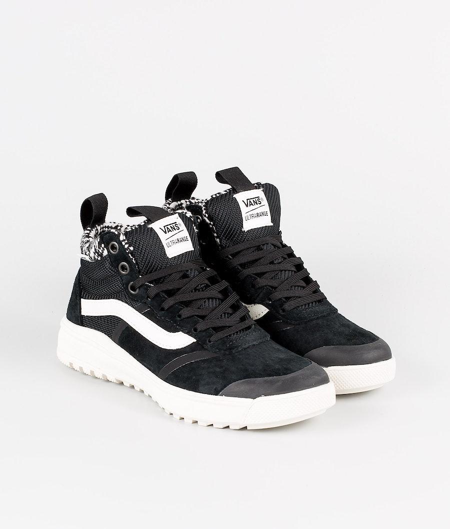 Vans Ultrarange Hi Dl MTE Shoes (MTE) Woven/Black