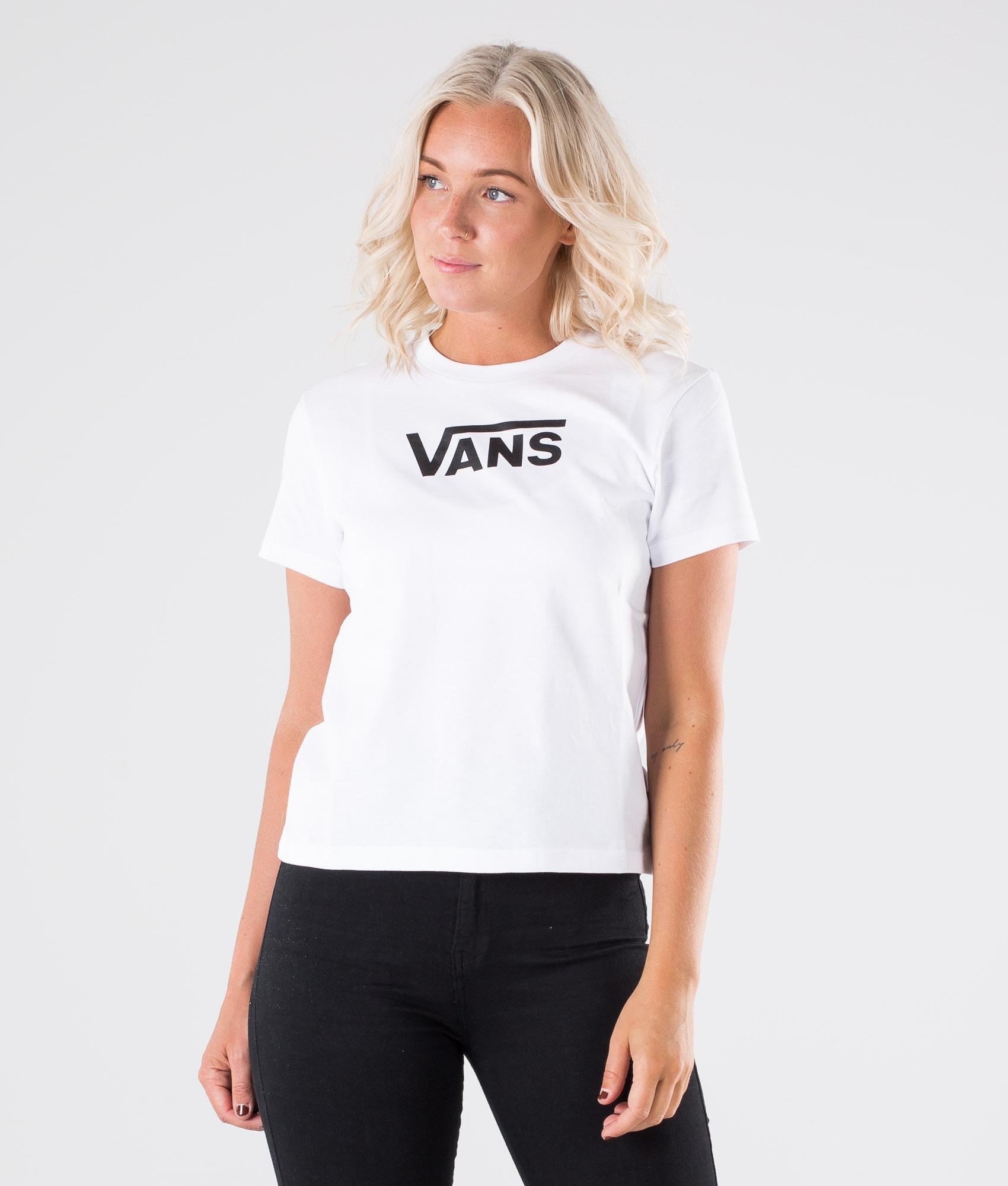 Vans Flying V Classic T Shirt White
