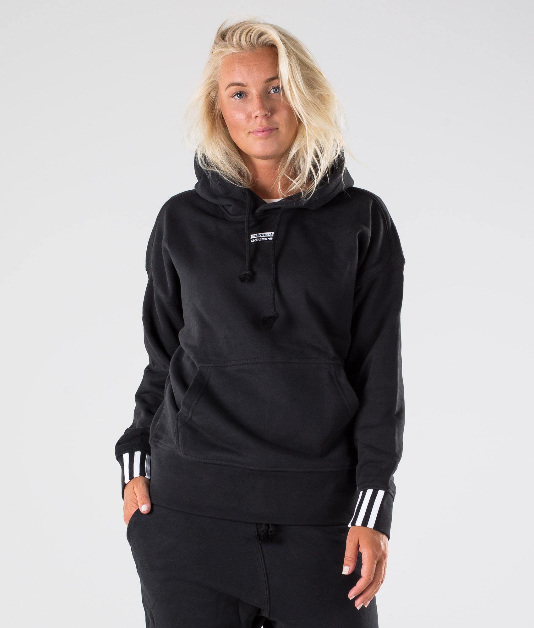 Adidas Originals Hoodie. Hoodie Black