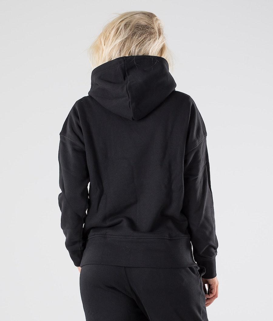 Adidas Originals Hoodie. Capuche Femme Black