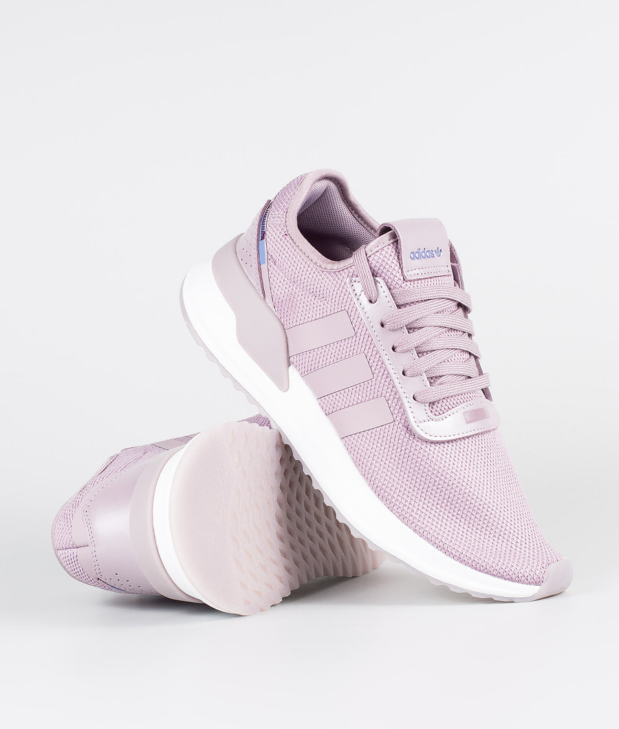 Adidas Originals U_Path X W Skor Soft Vision/Chalk Purple S18/Ftwr White