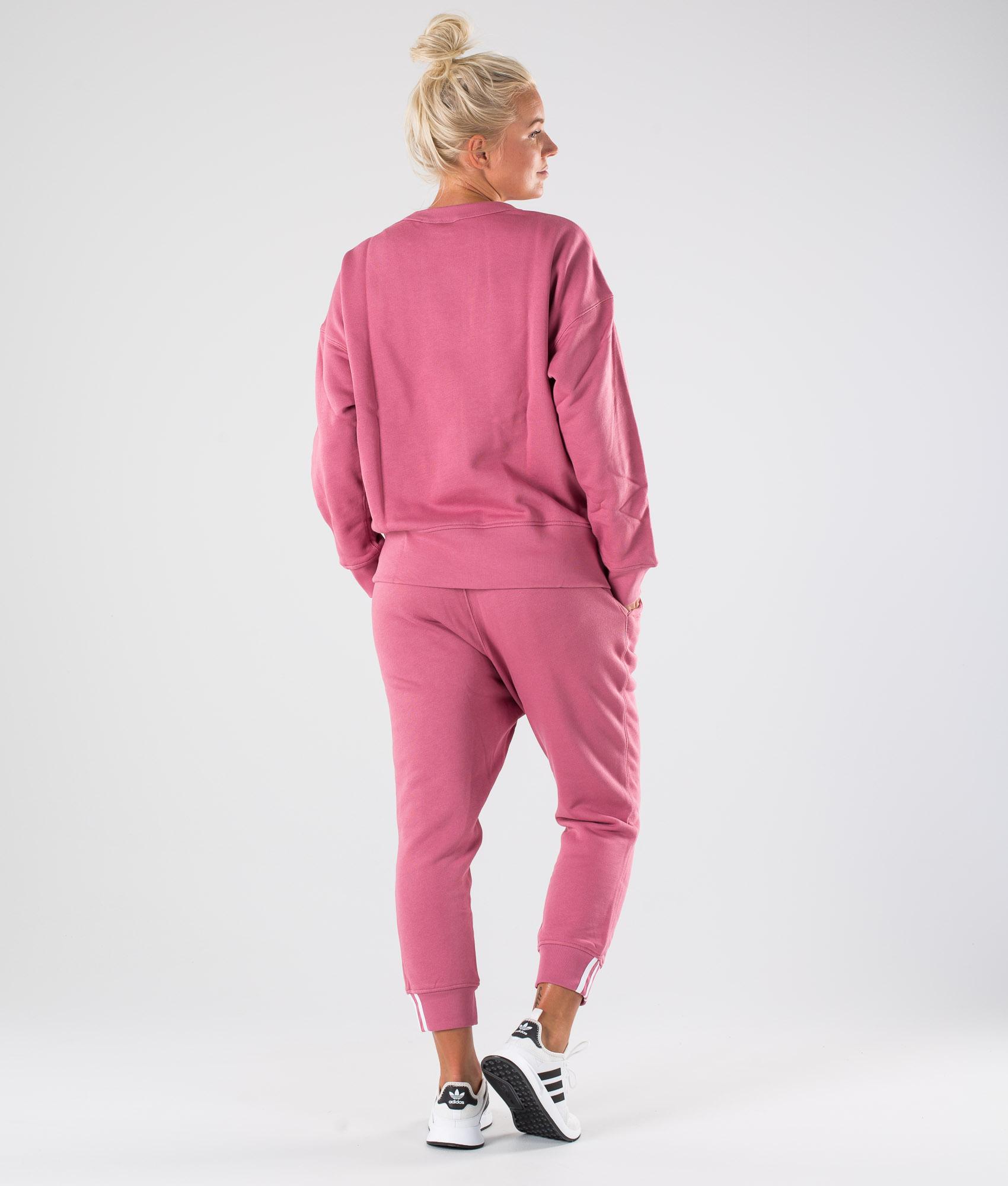 Adidas Originals Vocal Sweatshirt Gensere Trace Maroon