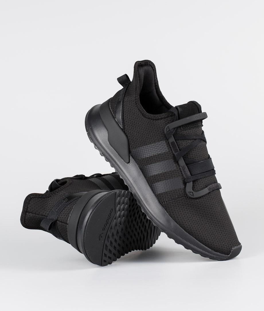 Adidas Originals U_Path Run Shoes Core Black/Core Black/Core Black