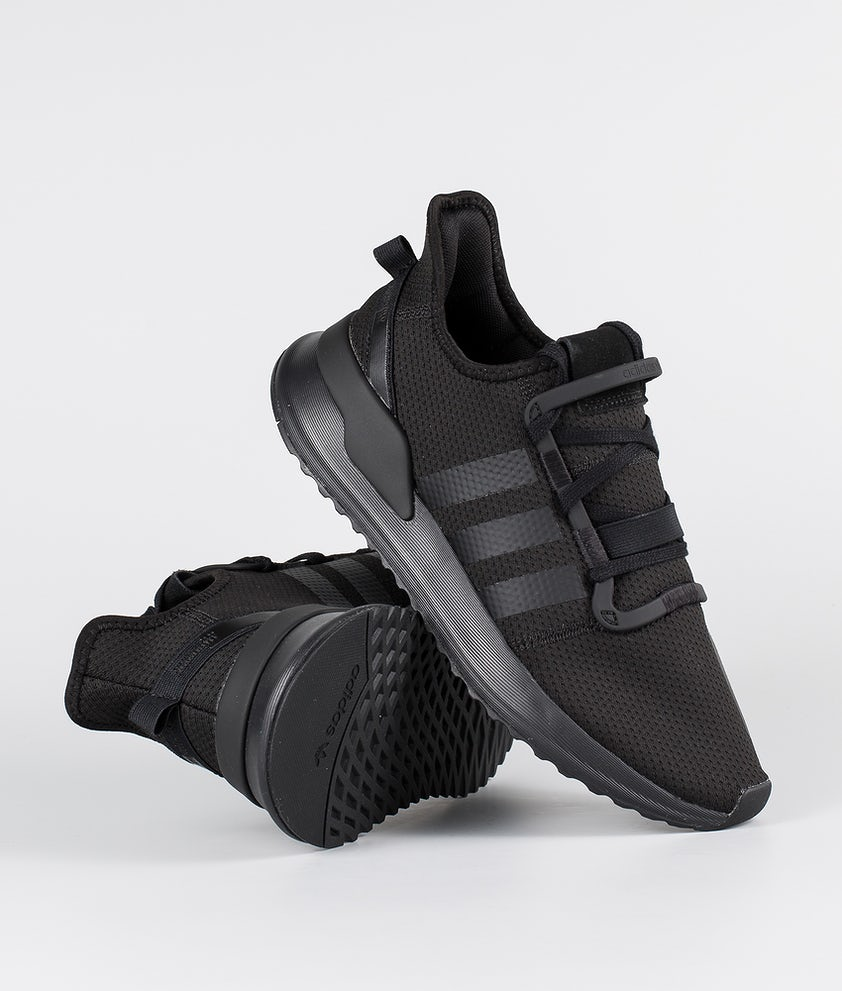 Adidas Originals U_Path Run Skor Core Black/Core Black/Core Black