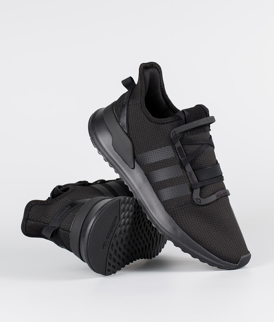 Adidas Originals U_Path Run Shoes Core Black/Core Black/Core Black