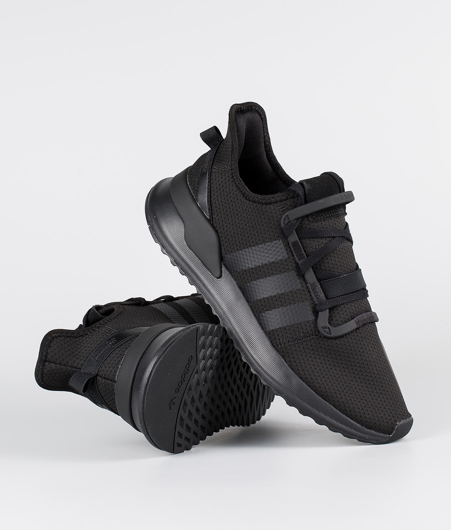 Adidas Originals U_Path Run Kengät Core Black/Core Black/Core Black