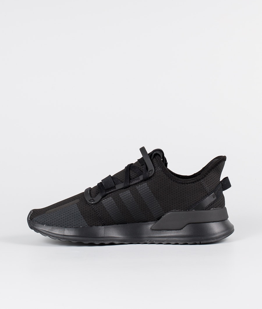 Adidas Originals U_Path Run Sko Core Black/Core Black/Core Black