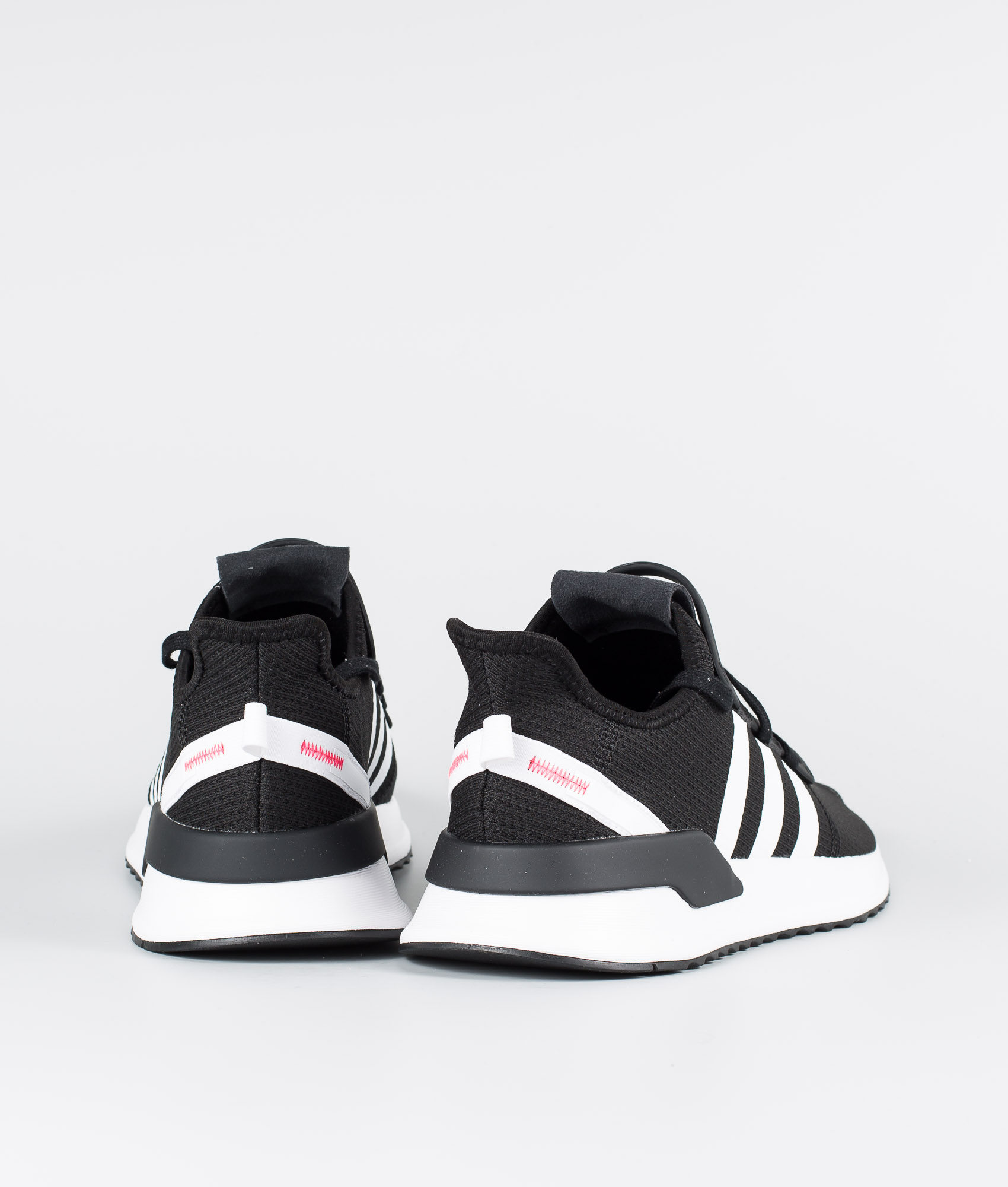 Adidas Originals U_Path Run Sko Core BlackFtwr WhiteShock Red