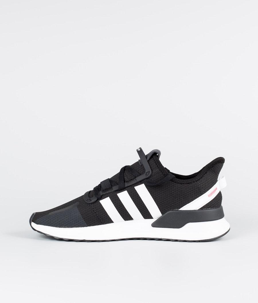 Adidas Originals U_Path Run Skor Core Black/Ftwr White/Shock Red