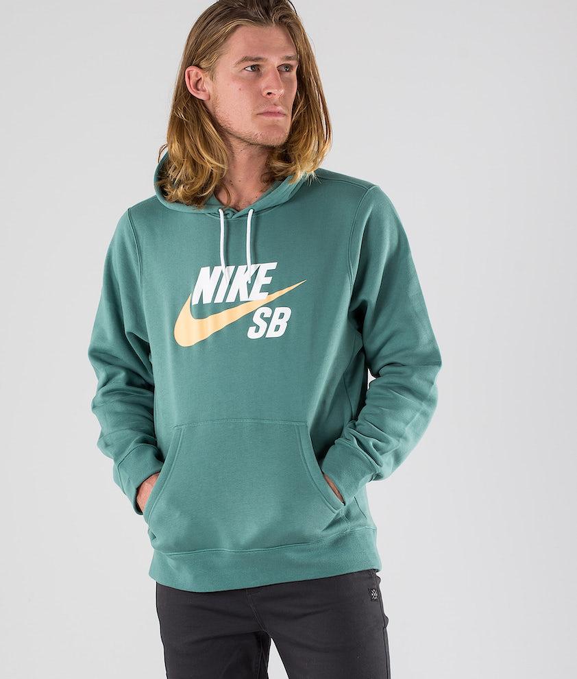 Nike SB Icon Hoodie Po Essnl Hood Bicoastal/Celestial Gold