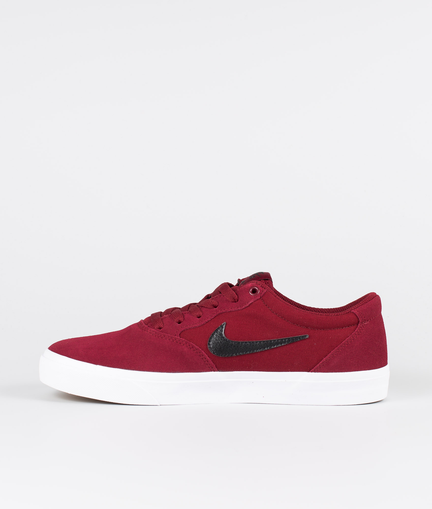 Nike SB Chron SLR Schuhe Team RedBlack Team Red Gum Light Brown