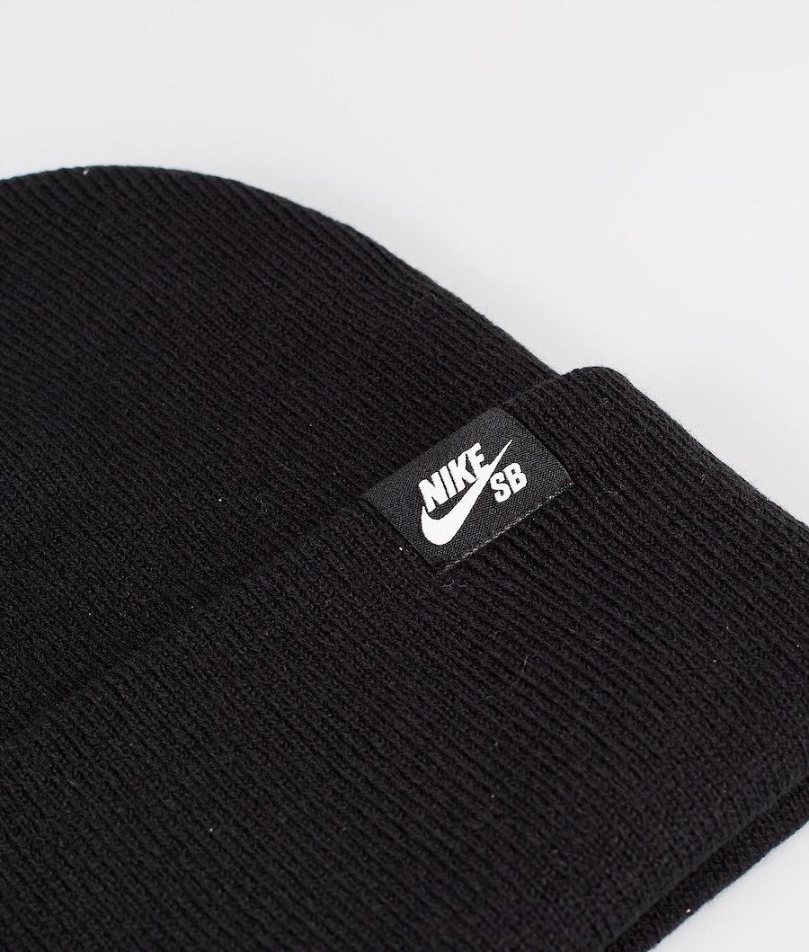 Nike SB Cap Utility Mössa Black/White