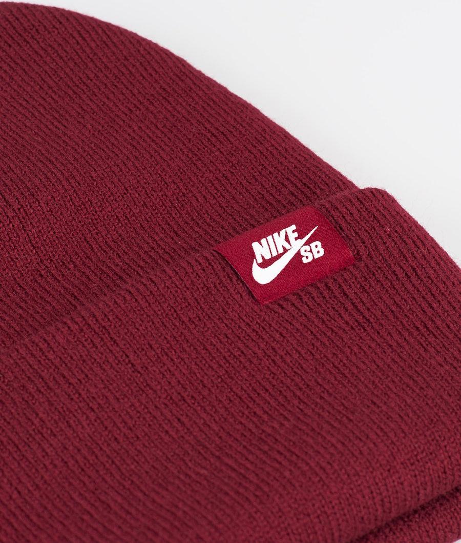 Nike SB Cap Utility Mössa Team Red