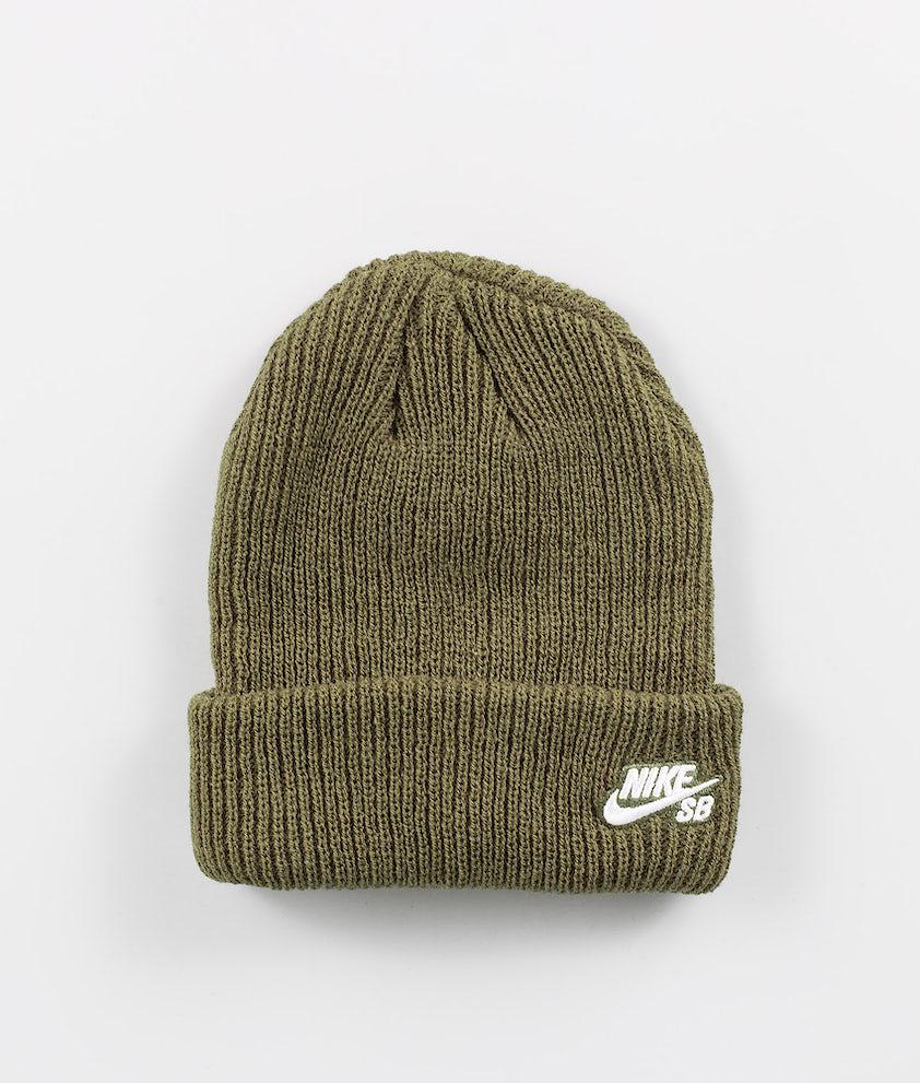Nike Fisherman Bonnet Medium Olive/White