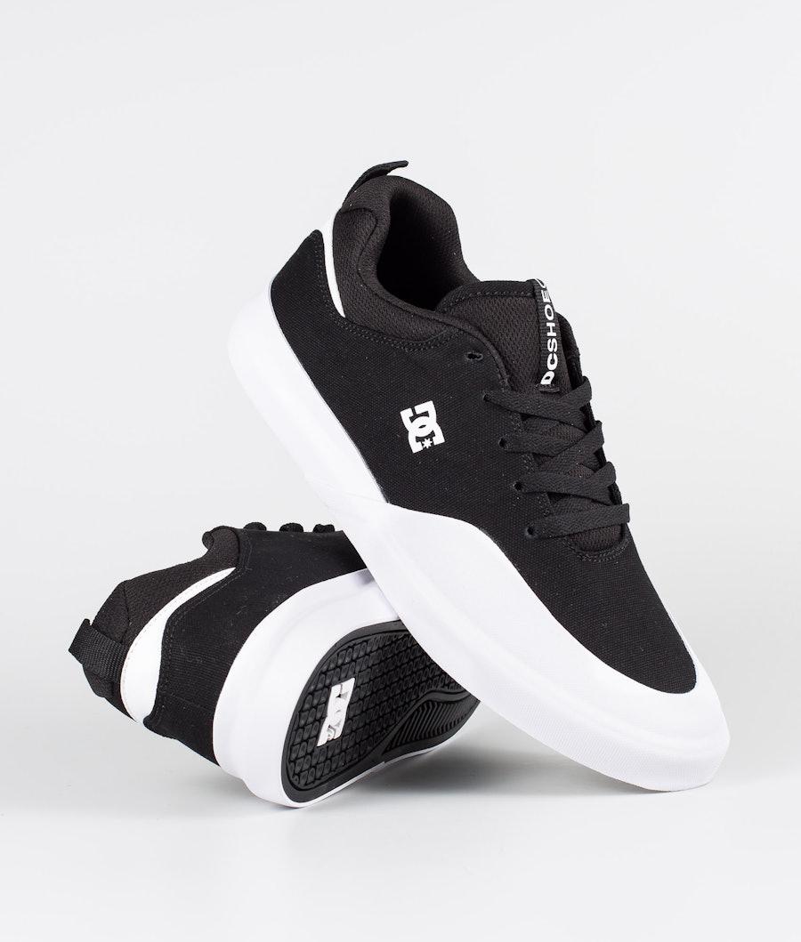 DC Infinite Tx Shoes Black/White