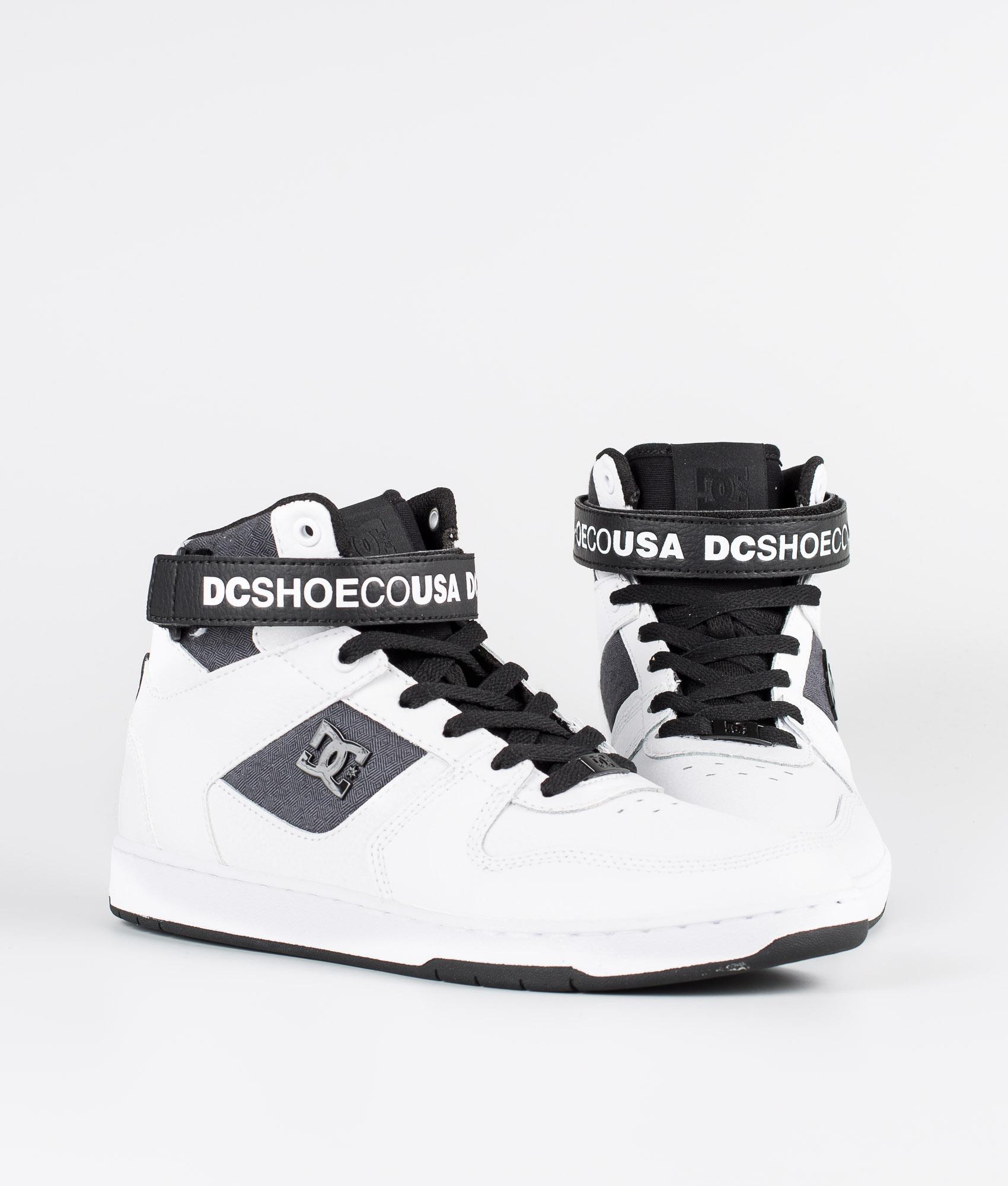 DC Pensford Se Shoes White/Black