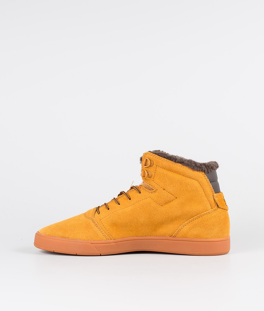 DC Crisis High Wnt Schuhe Tan/Brown