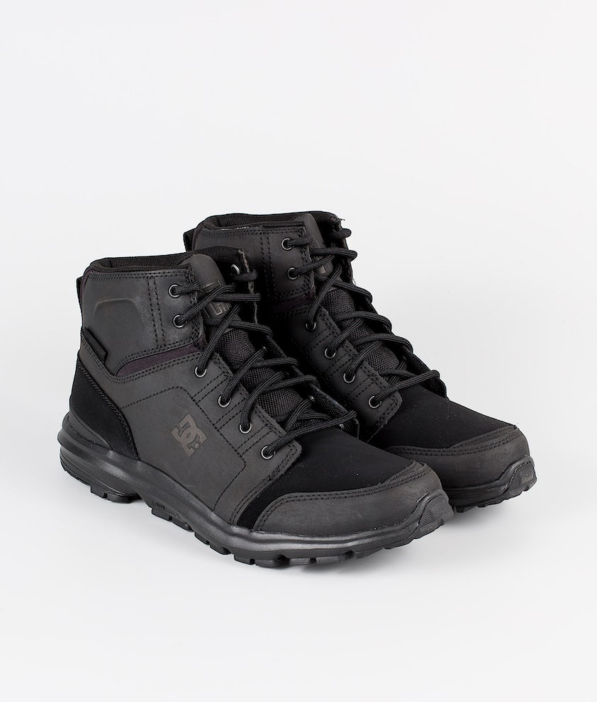 DC Torstein Shoes Black/Black/Black