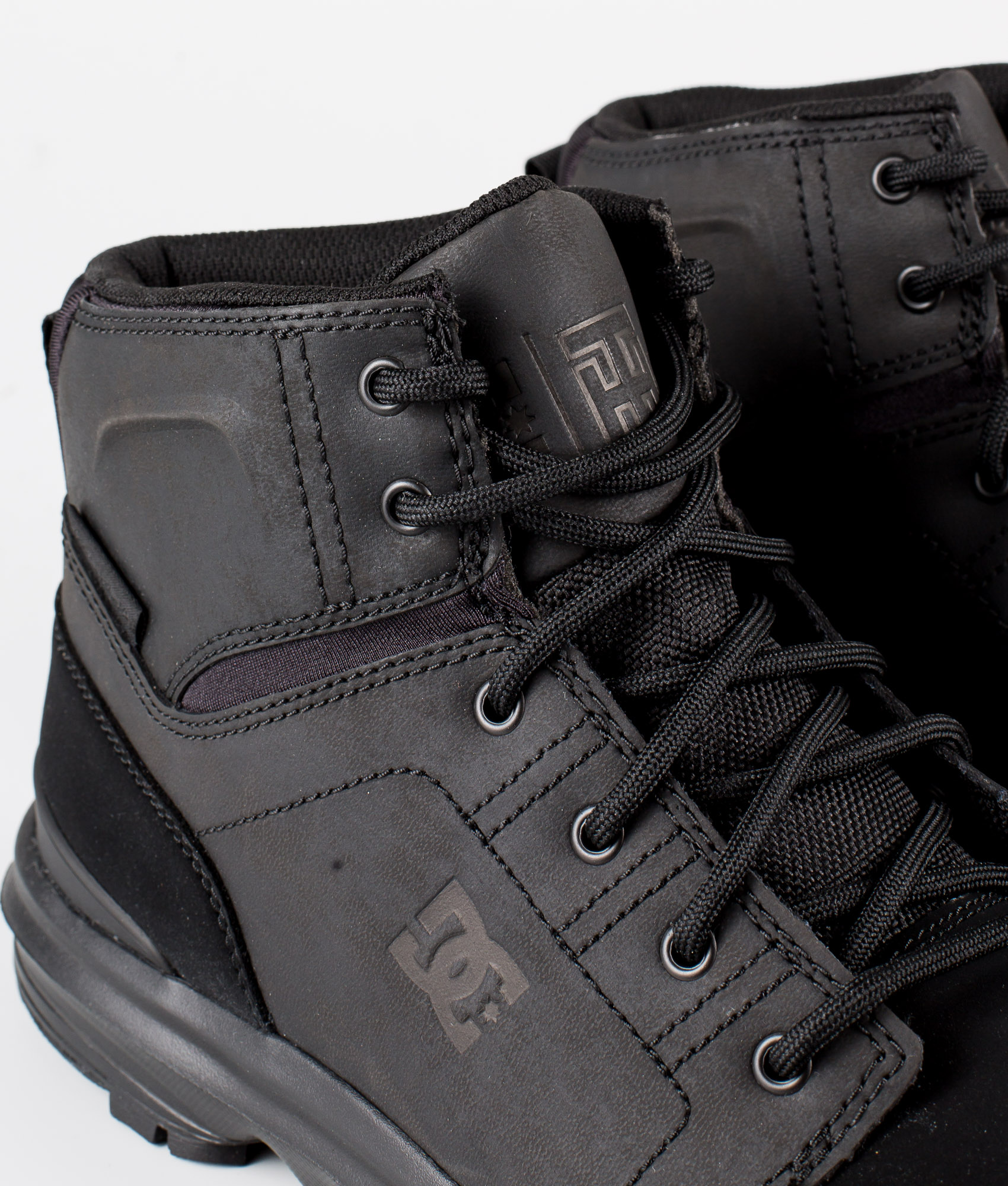 DC Torstein Shoes Black/Black/Black