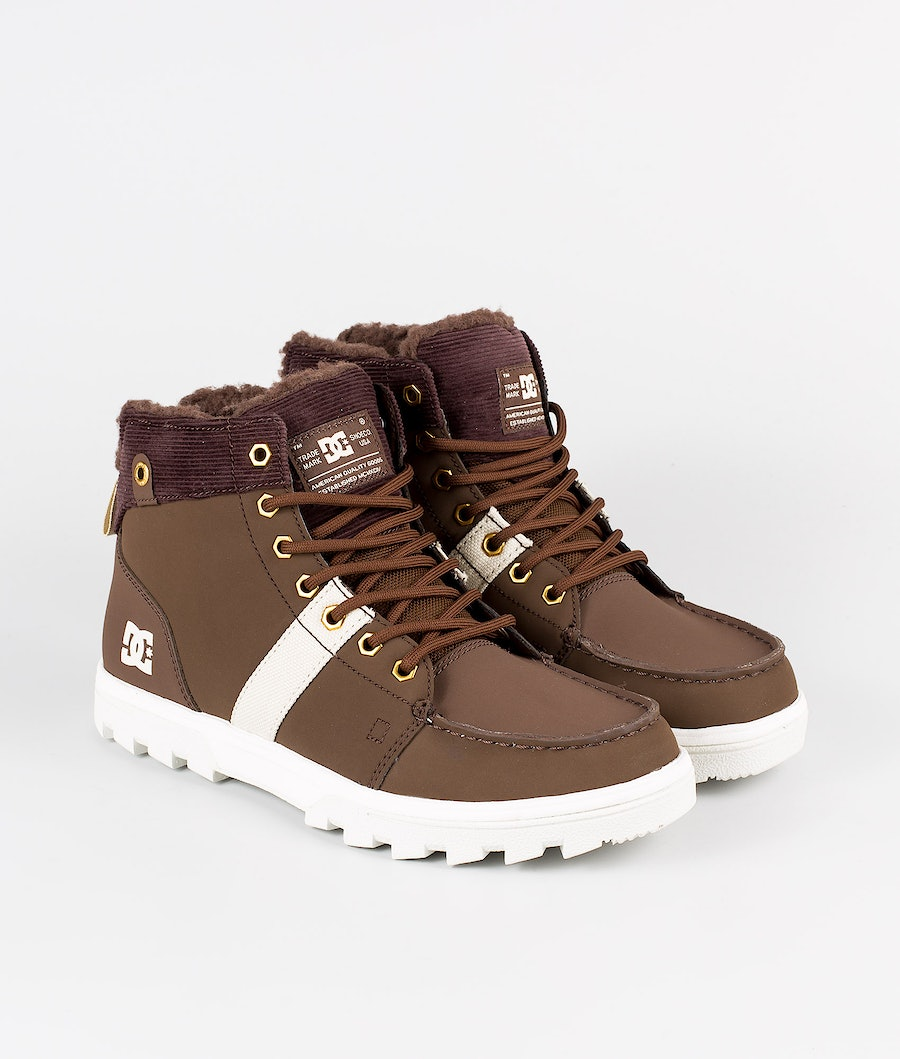 DC Woodland Chaussures Chocolate Brown