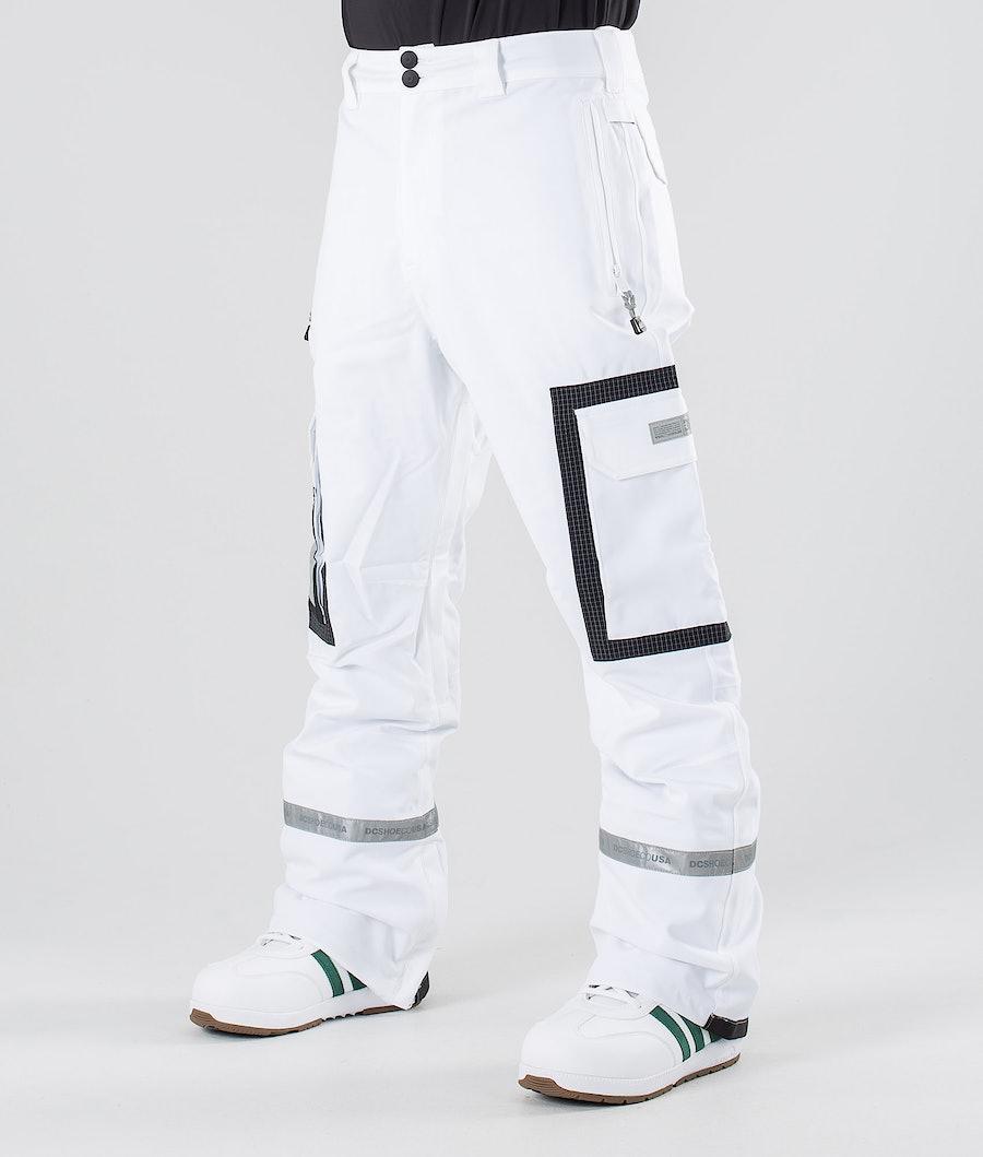 DC Revival Snow Pants White