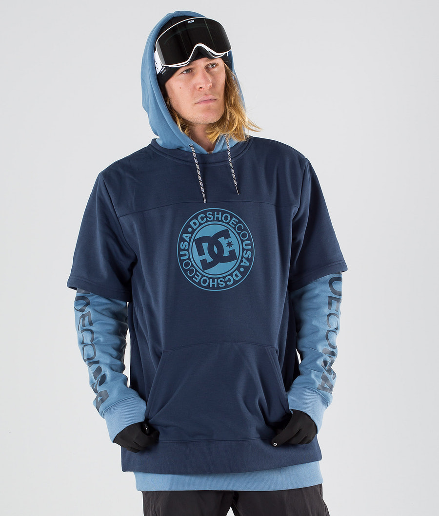 DC Dryden Lumilautailutakki Coronet Blue