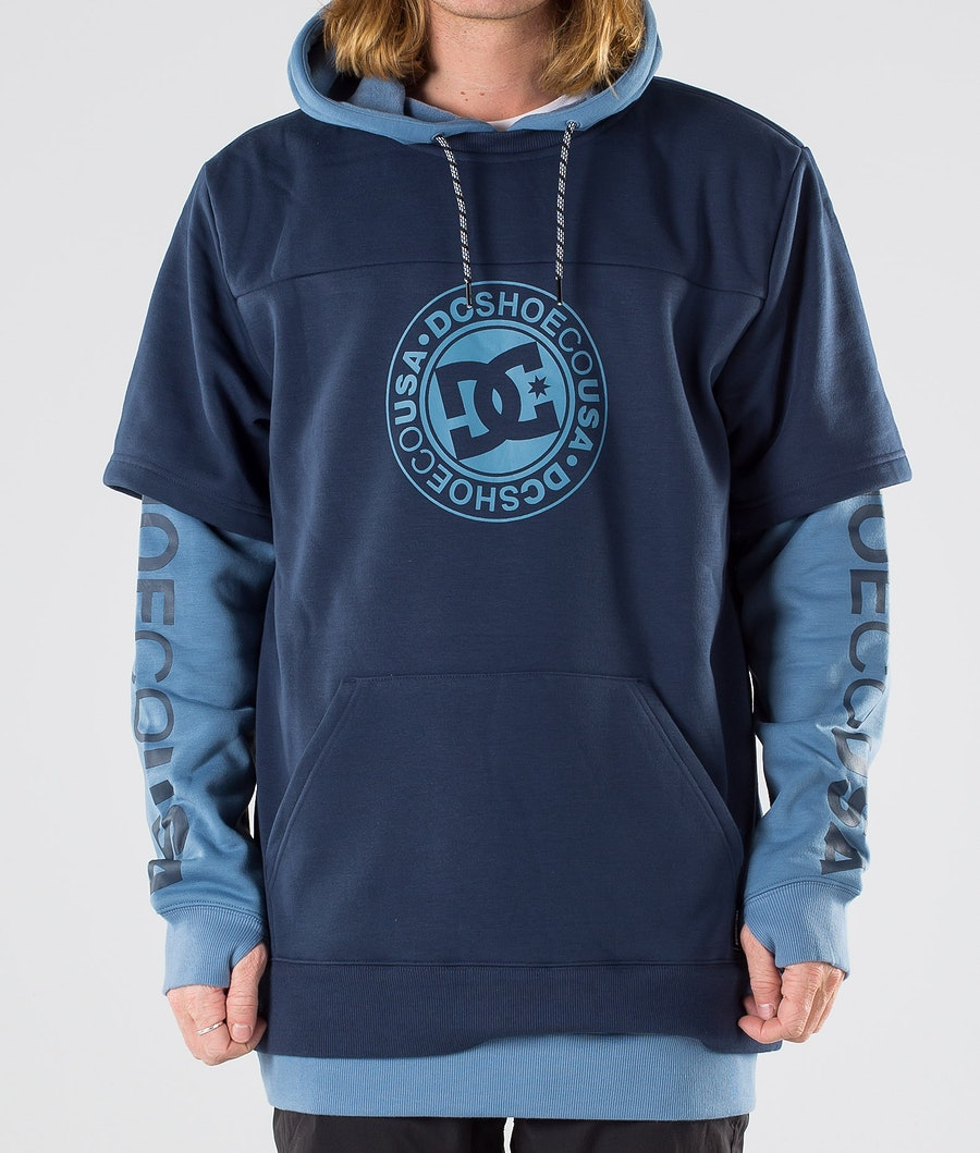 DC Dryden Snowboard Jacket Coronet Blue