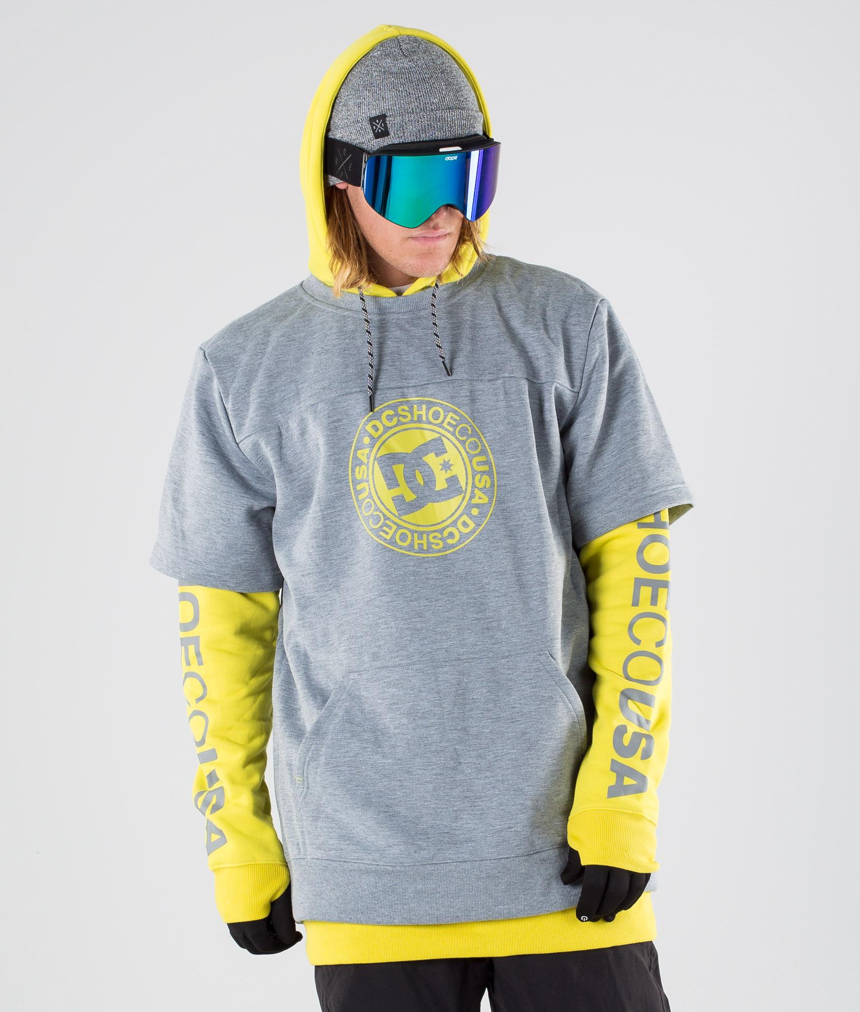 DC Dryden Giacca da snowboard Warm Olive