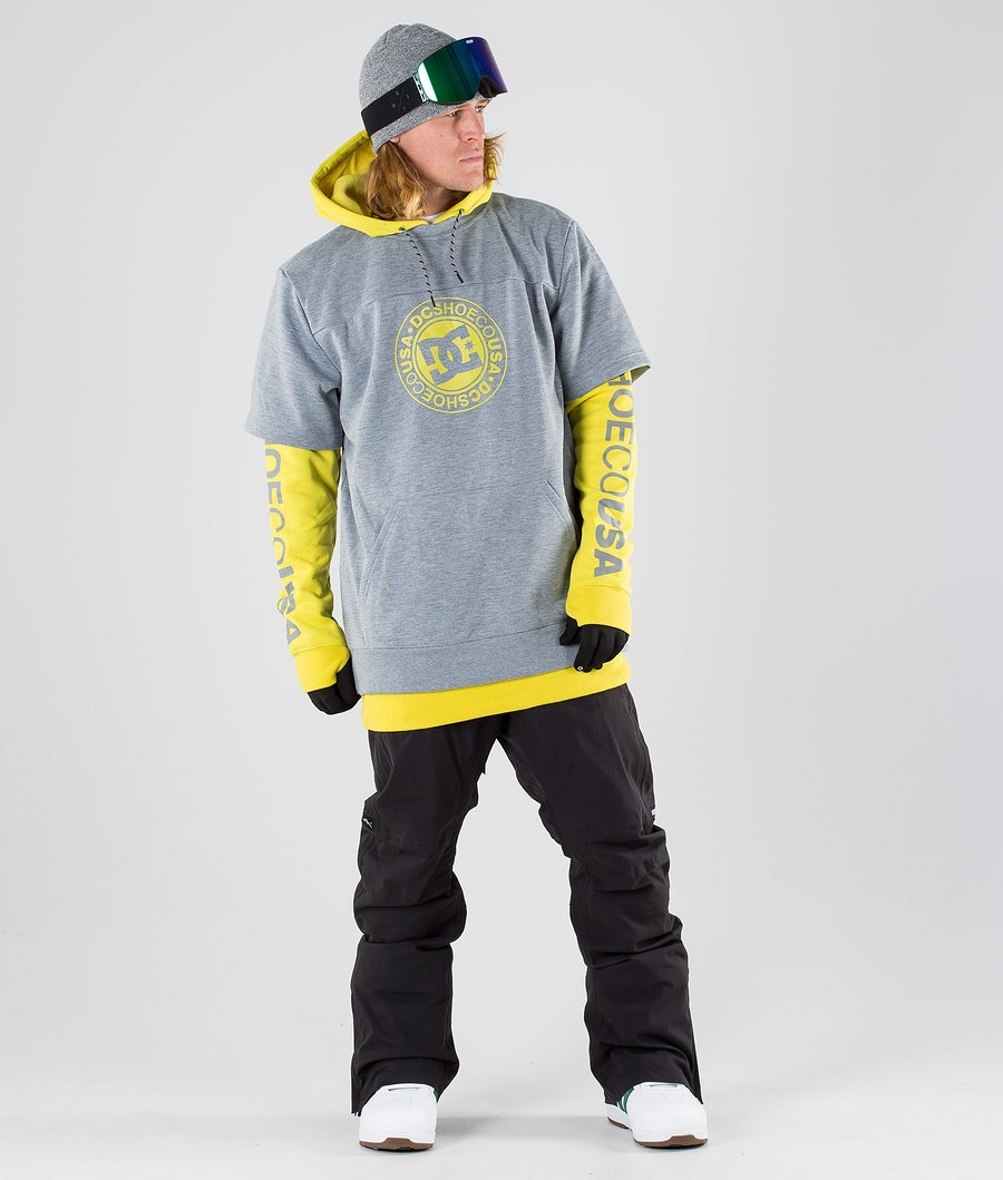 DC Dryden Snowboard Jacket Warm Olive