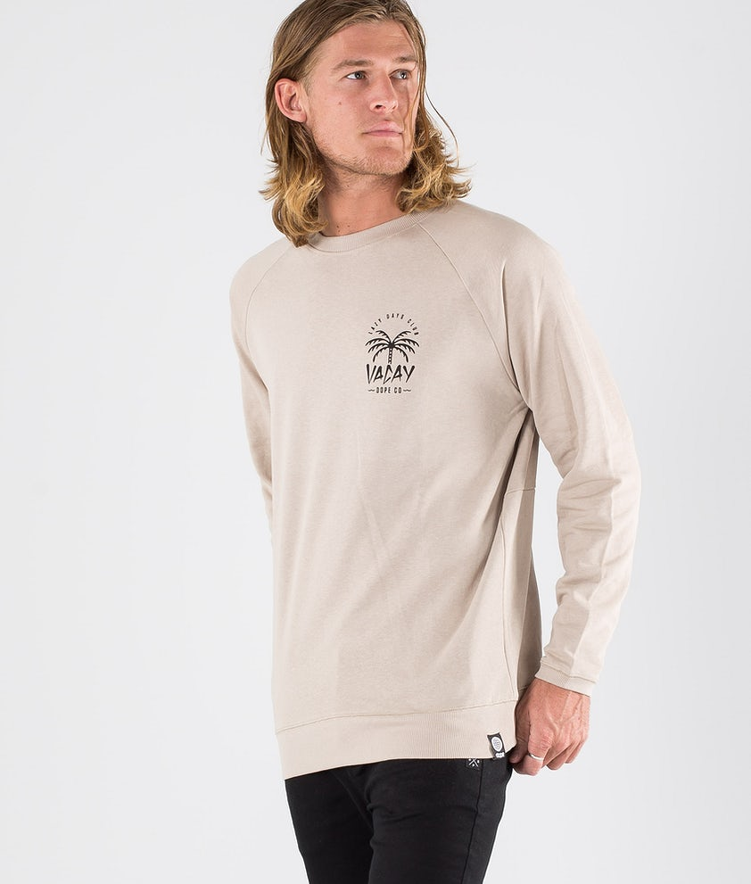 Dope Palm Sweater Sand